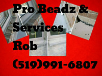 STOP LEAKING WINDOWS!!!IS YOUR CAULKING CRACKED OR FADED?????