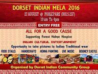 Dorset Indian Mela 2016