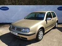 2001 51 Volkswagen Golf 1.4 2002MY E