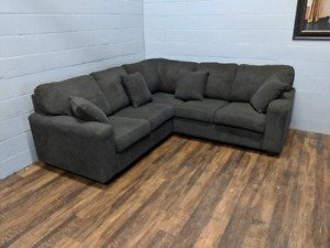 (Free Delivery) - Sectional corner sofa