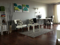 Fully furnished 2 bdr condo - Victoria Park Place (downtown)