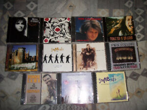 Various Music CDs w/PIONEER DVD /CD Player