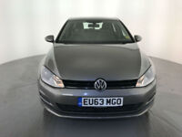 2013 63 VOLKSWAGEN GOLF SE TDI AUTOMATIC 1 OWNER SERVICE HISTORY FINANCE PX