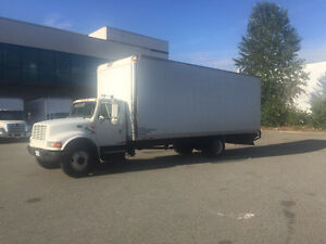 2001 International truck 4700 for sale