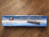 Tile rite tile cutter manual hand 600mm
