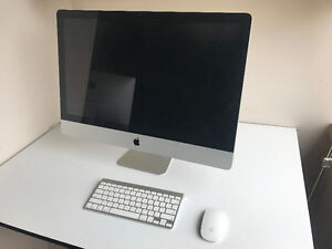 "iMac 27"" 2.8Ghz Intel Core i7 ** Perfect Condition ** Best Offer"