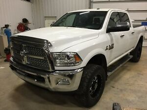 2013 DODGE 2500 LARAMIE 'FULLY LOADED'