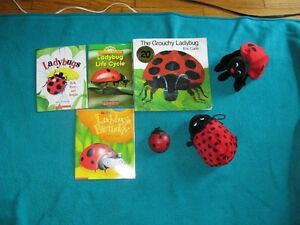 Lady Bug Books