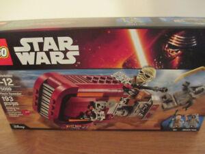 Lego Star Wars Rey 039 s Speeder 75099