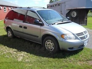 DODGE CARAVAN West Island Greater Montréal image 1