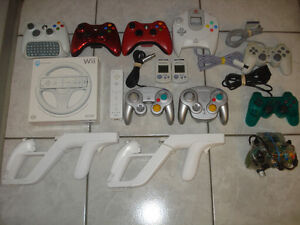 Various Controllers & Other Accessories!!!!!!!!!!!!!!!!!