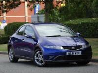 Honda Civic 1.8 i-VTEC 2011 SE +YES GENUINE 37K!! FSH +WARRANTY +FINANCE +2 KEYS