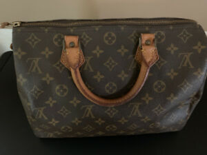 df06d5309de8 Well Used Authentic Louis Vuitton Speedy 30