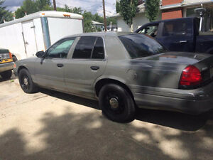 Police Intercepter Mint Condition