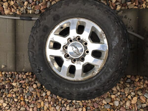 8 by 180 2011 and up chevy/GMC rims Strathcona County Edmonton Area image 5
