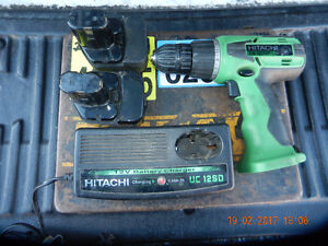 Assorted power tools for sale