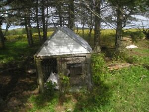 Chicken house -  free for taking