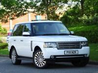 Range Rover Vogue 4.4TD V8 2011 Autobiography +RED LEATHER +WARRANTY +FINANCE