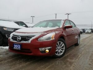 2013 Nissan Altima 2.5L I4 PUSH START