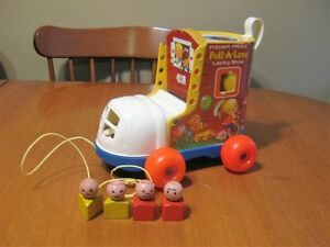 FISHER PRICE LITTLE PEOPLE VINTAGE PLAYSETS AND ACCESSORIES