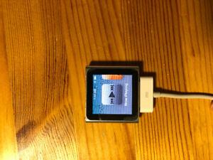 Apple nano,silver,16GB