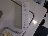 Nintendo Wii Wiimote Controller Works Well Manette