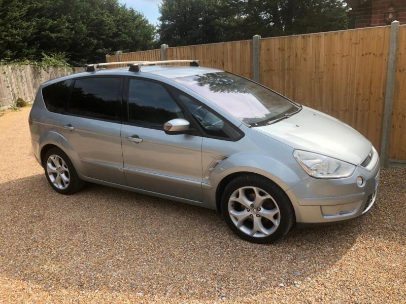 ford s max 1 8tdci 125ps titanium in waterlooville hampshire gumtree. Black Bedroom Furniture Sets. Home Design Ideas
