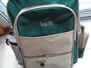 Multi-compartment Arktic Backpack Edmonton Edmonton Area image 2