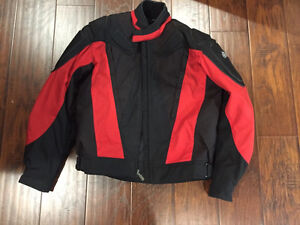 Ladies FirstGear Motorcycle Jacket