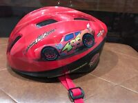 Brand new. Never worn bicycle helmet for 2-4 year old
