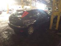 Ford Focus BREAKING spares for repair 1.8 Tdci mk1