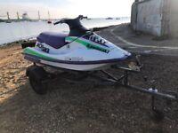 Kawasaki jetski Xi sport