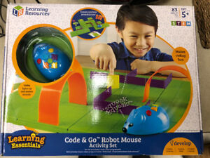 Learning Resources Code & Go Robot Mouse (Brand new!)