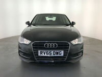 2015 65 AUDI A3 SE TDI DIESEL 1 OWNER SERVICE HISTORY FINANCE PX WELCOME