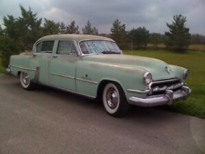 1954 Chrysler Imperial Sedan