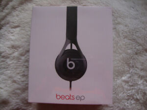 Beats by Dr. Dre EP Black Over Ear Headphones