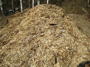 Wholesale Bark - CHISHOLM LUMBER