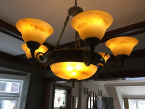 Chandelier Ceiling Hanging Light Dining Room