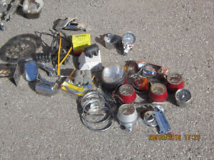 Harley Davidson Parts From Mid 70,s To Early 80,s