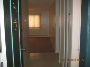 1 bedroom available May 1st.....