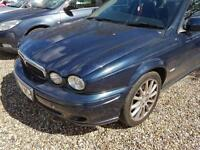 Jaguar X-TYPE 2.0D 2006MY S, WON'T START WON'T START
