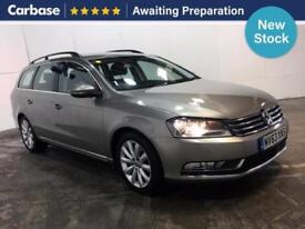2013 VOLKSWAGEN PASSAT 1.6 TDI Bluemotion Tech Highline 5dr Estate