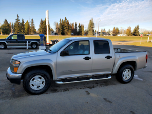2005 GMC Canyon Crew Cab 4x4
