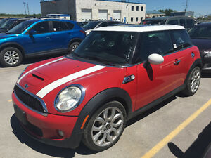 2008 MINI Mini Cooper S Coupe