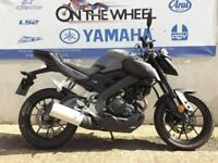2018 YAMAHA MT 125 ABS 18 PLATE WITH ONLY 800 MILES!!!!!