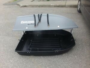 REDUCED - CAR TOP CARRIER