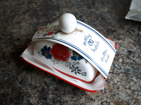 Molly Hatch Butter Dish