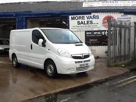 2009 Vauxhall vivaro 2.5 cdti 6 speed semi auto spares & repairs