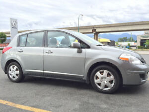 2007 Nissan Versa 153,000km**Clean Title+Well Maintained+Inspect
