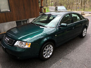 For Sale – 2001 Audi A6 - 2.8L V6 Quattro – AS IS - $1800 OBO
